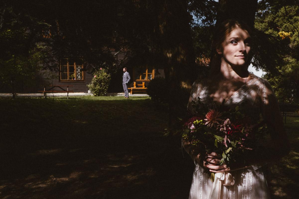 sesja ślubna w lanckoronie