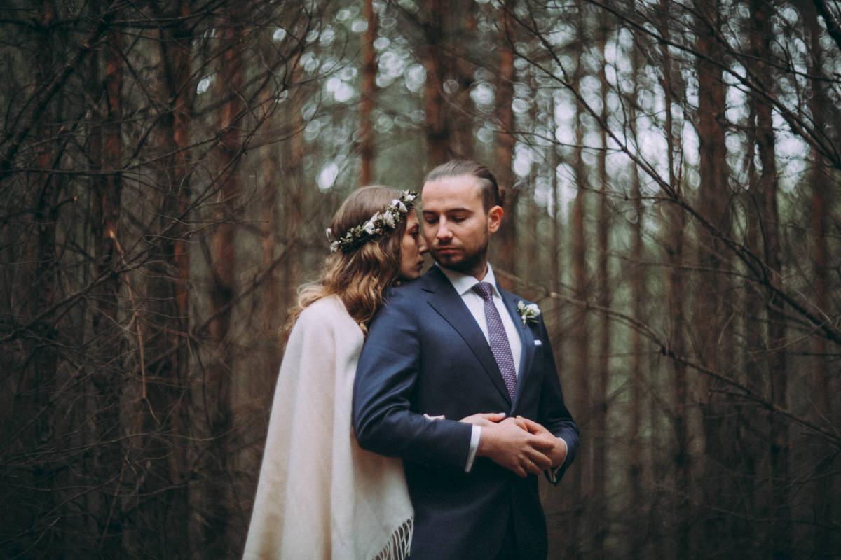 plener ślubny kraków, ślub w krakowie, sesja plenerowa, zdjęcia ślubne warszwa, sesja w lesie