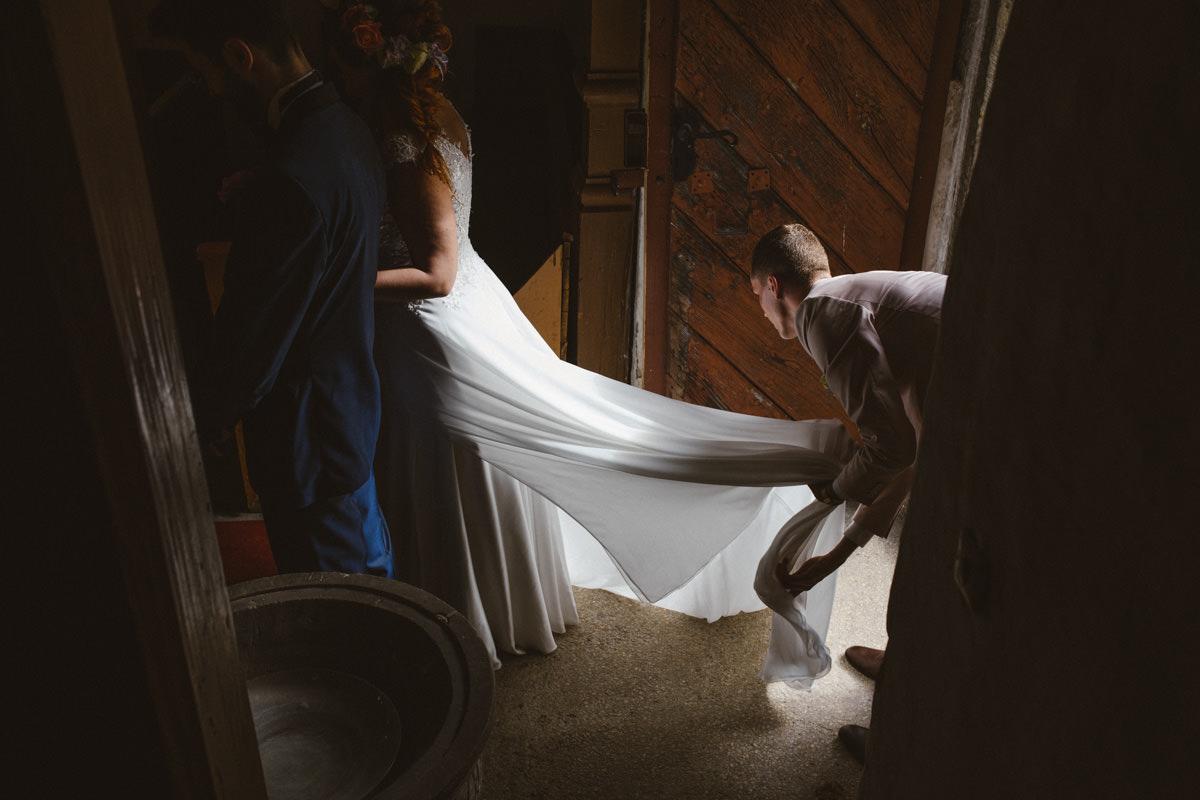 folwark wiązy ślub