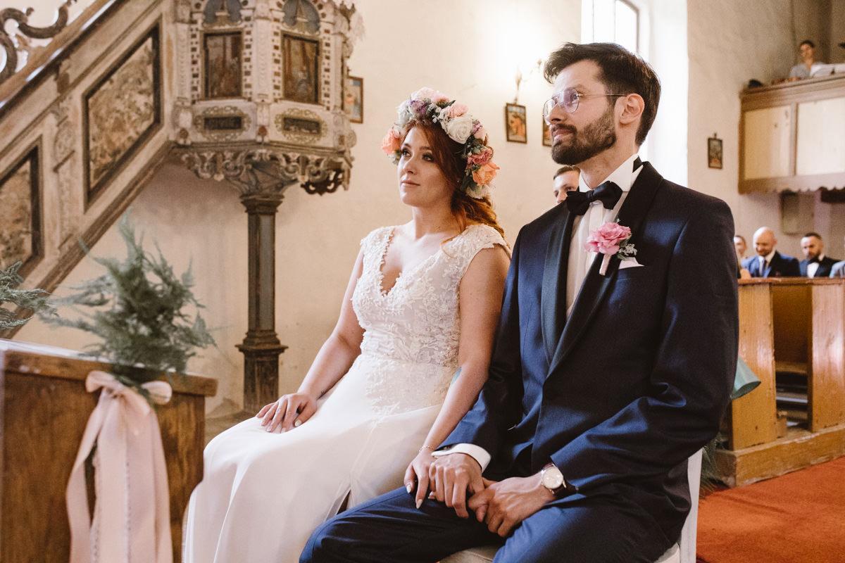 ślub w kopalni guido