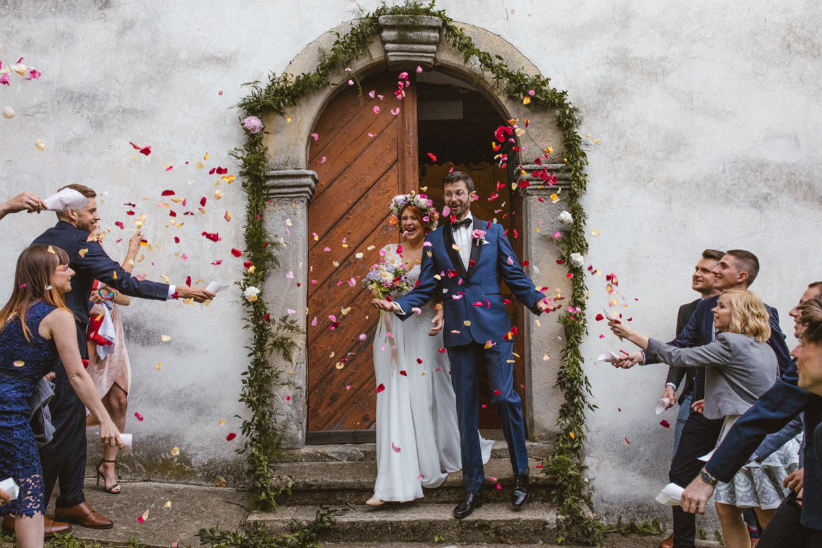 Wleń ślub