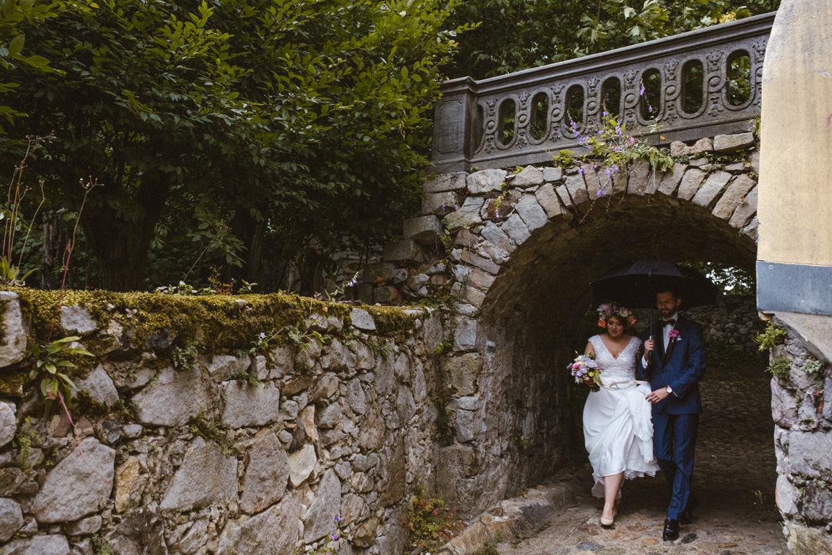 zamek lenno Wleń ślub