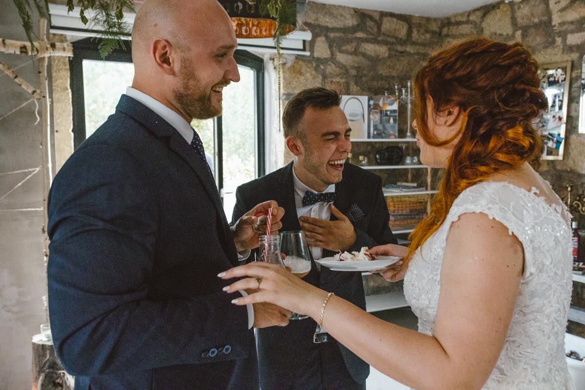 ślub plenerowy w willa tadeusz