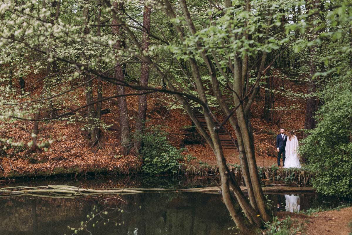 plener ślubny kraków, ślub w krakowie, sesja plenerowa, zdjęcia ślubne warszwa, plener ślubny w lesie