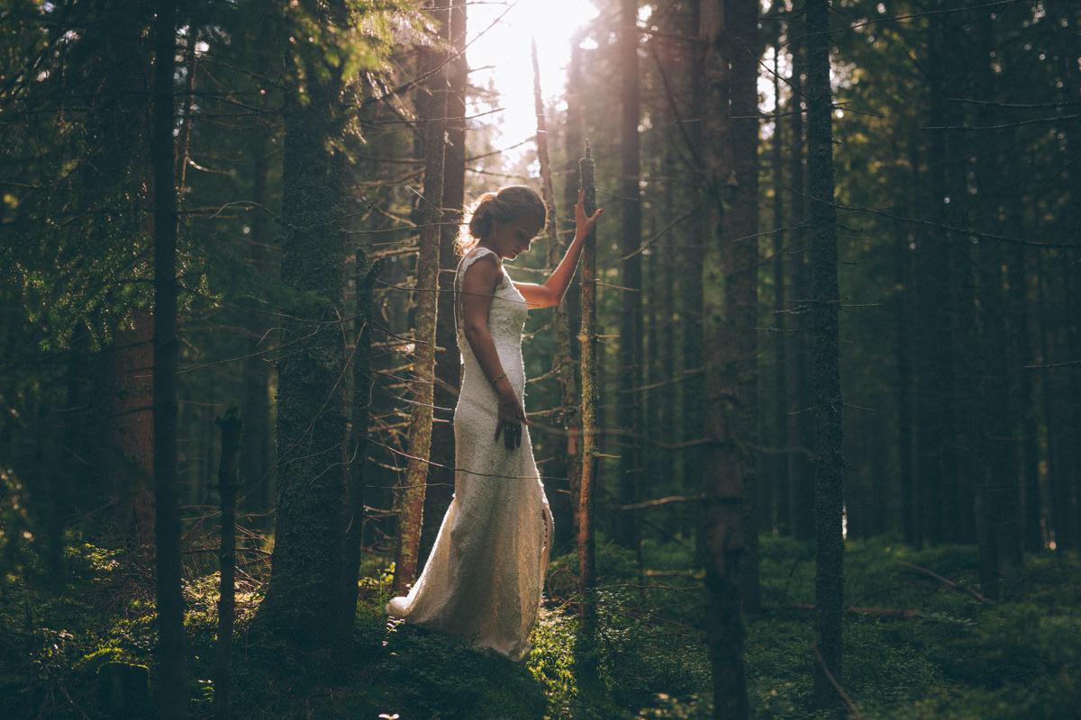 ślub na rusinowej polanie