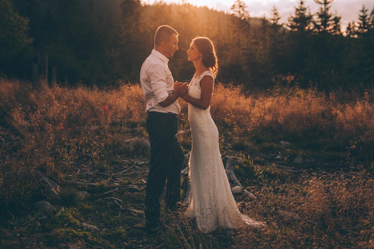 rusinowa polana zdjęcia ślubne
