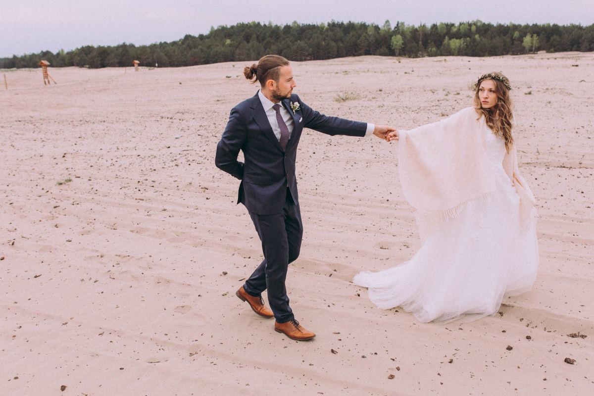 plener ślubny kraków, ślub w krakowie, sesja plenerowa, zdjęcia ślubne warszwa, ślub na pustyni błędowskiej