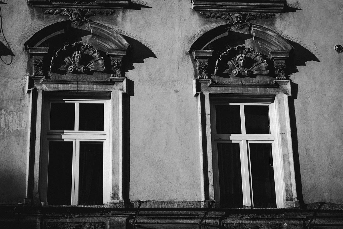architektura krakowa