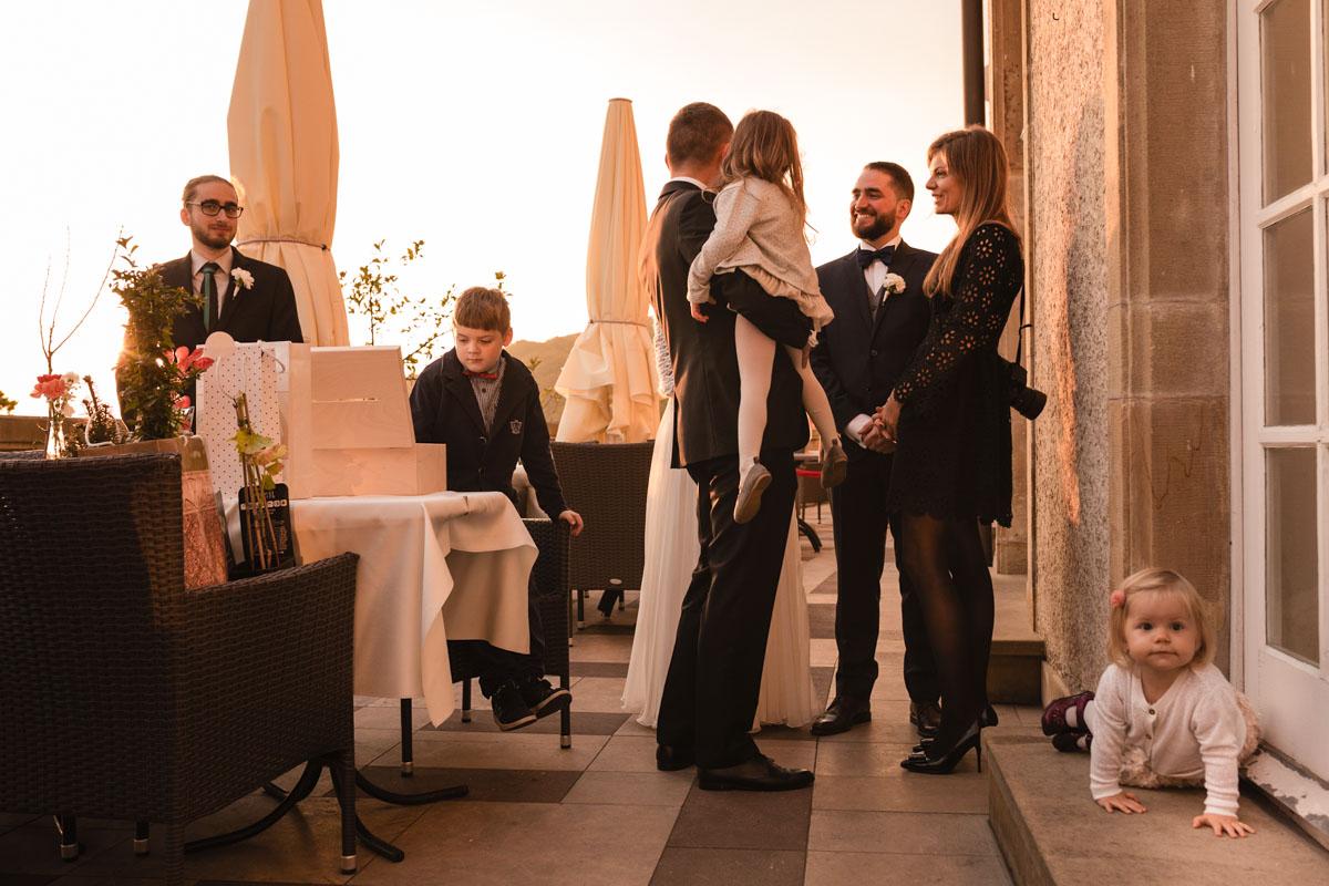 wesele na zamku w przegorzałach
