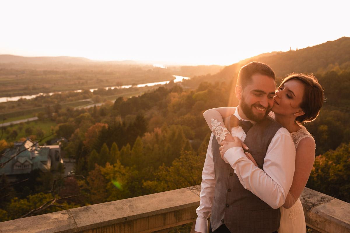 ślub na zamku