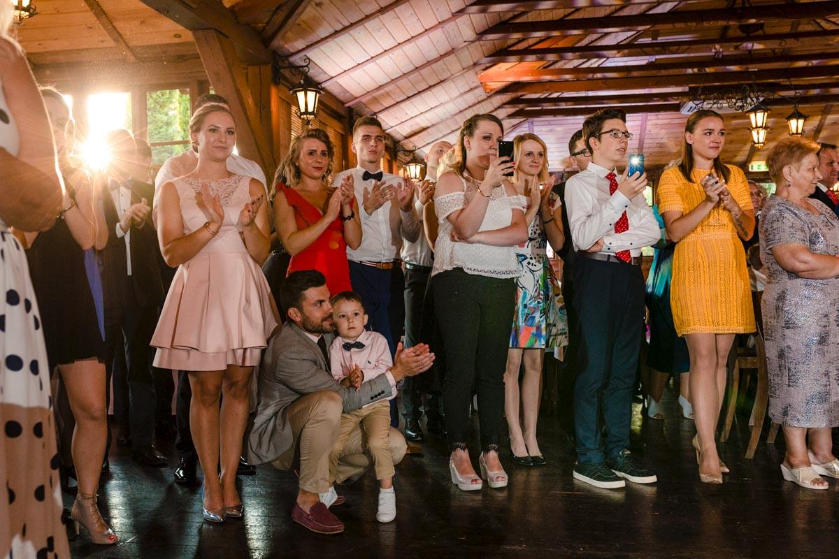 Witkowa chata pierwszy taniec
