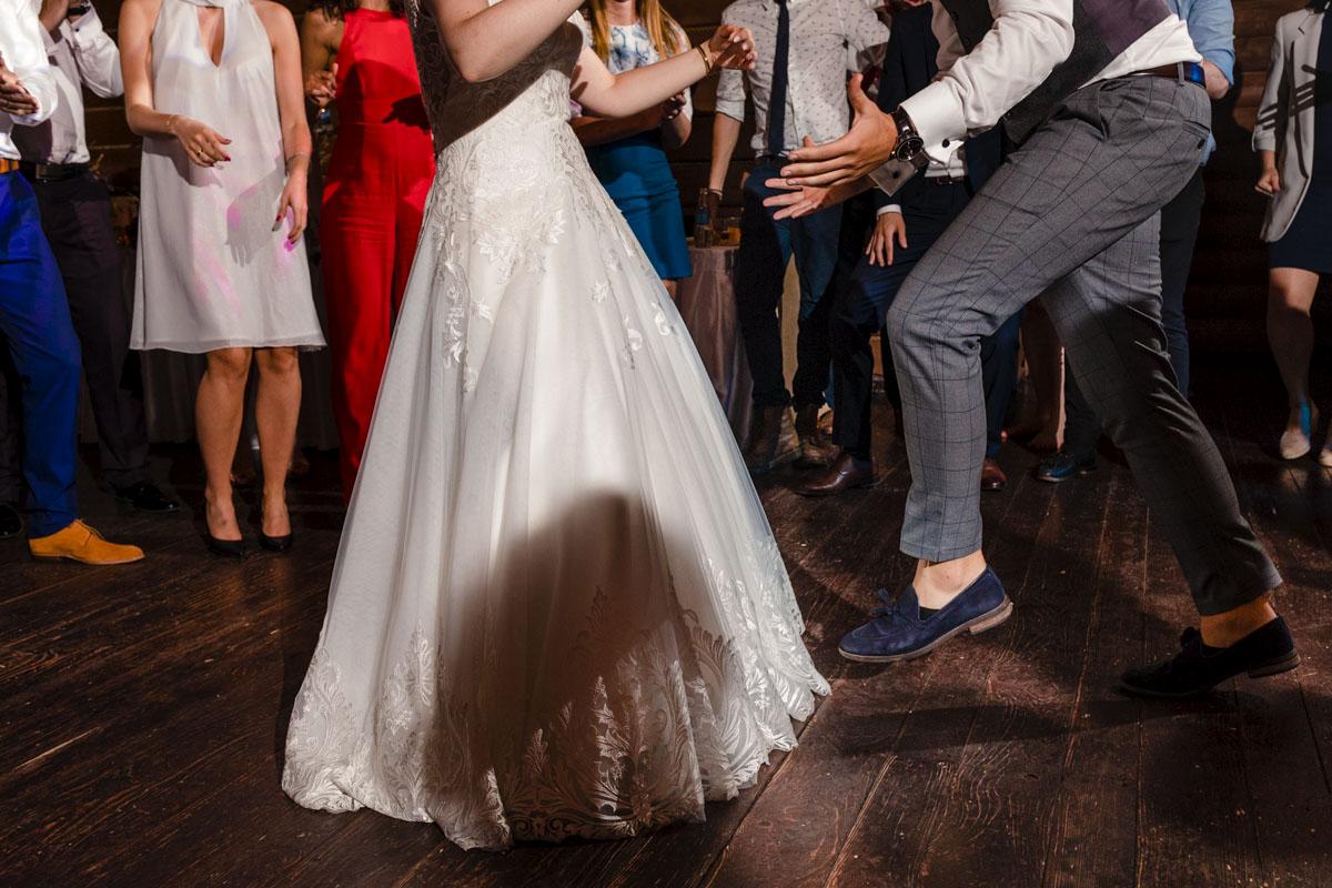 taniec po ślubie