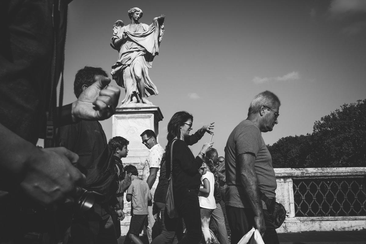 jak dolecieć do rzymu
