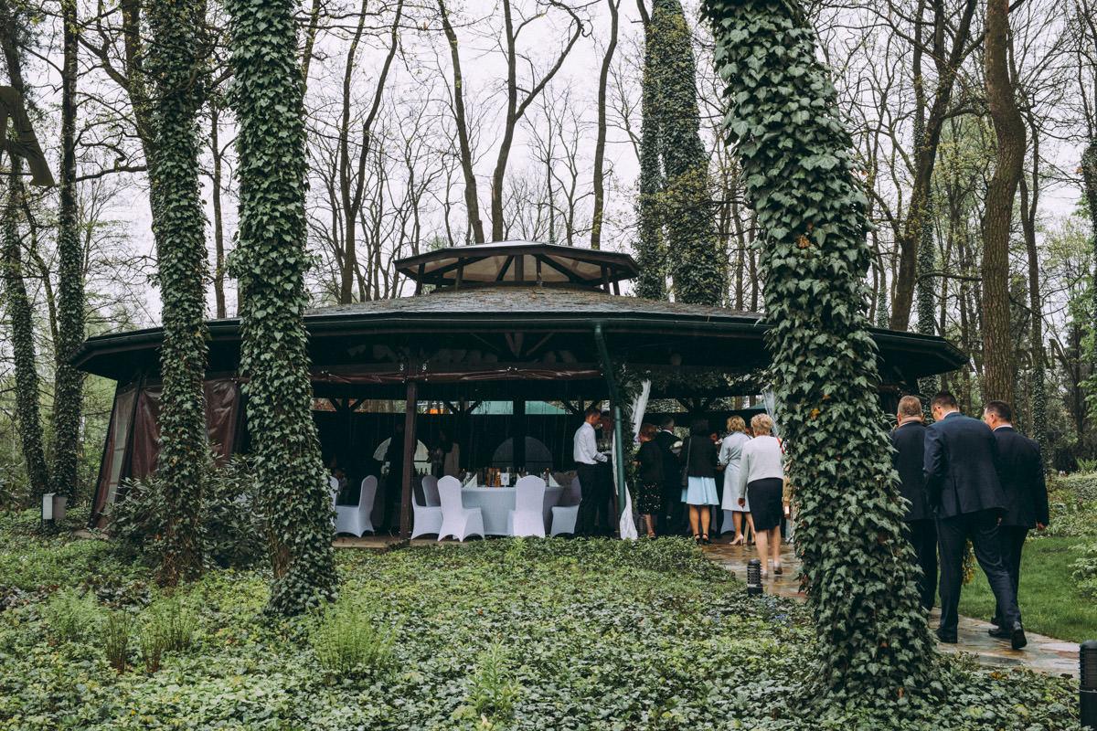 ogród w farmona hotel spa