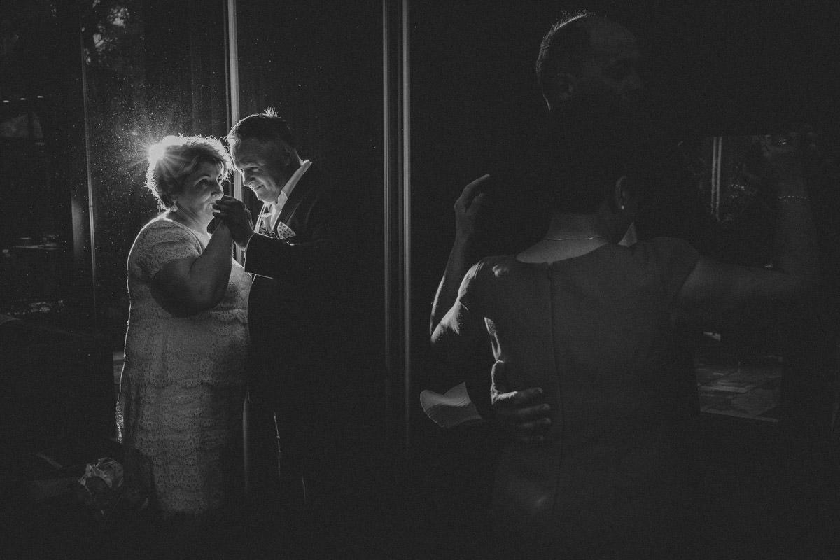 taniec rodziców