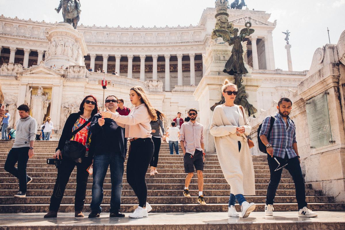 zdjęcia ślubne w rzymie