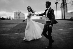 Plener ślubny Katowice - Strefa Kultury