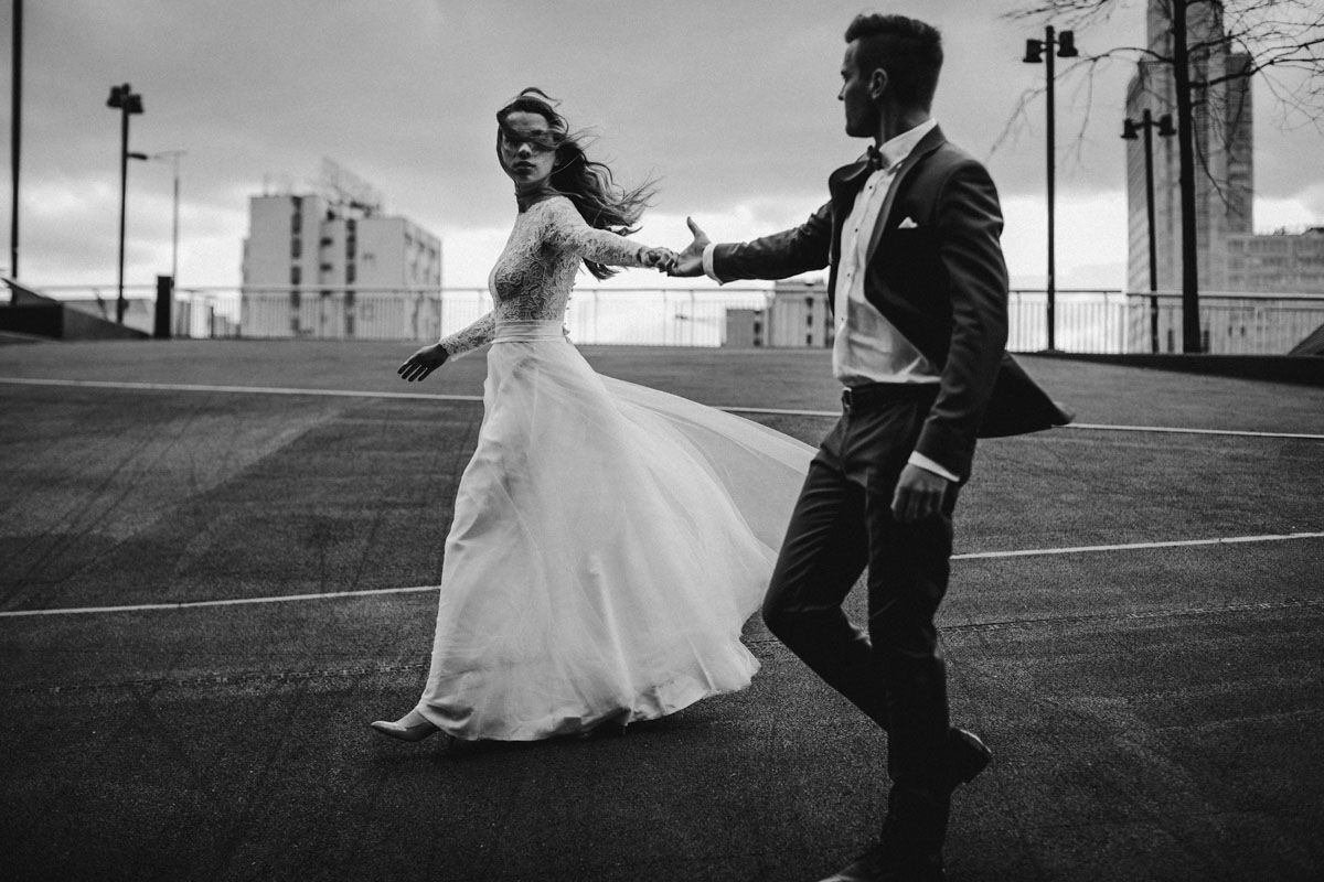 plener ślubny Katowice nospr