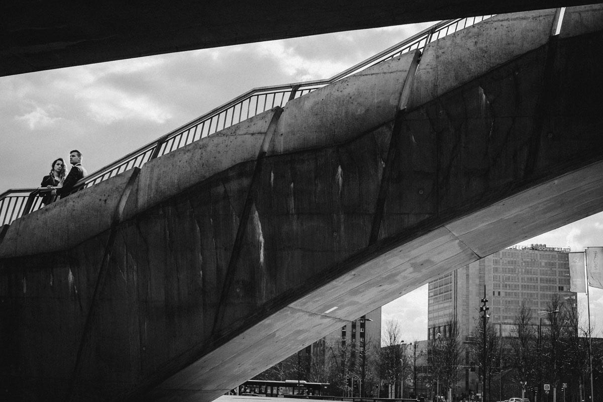 sesja ślubna spodek Katowice