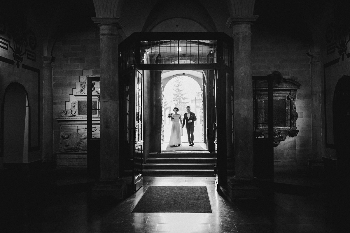 pod kogutkiem wesele