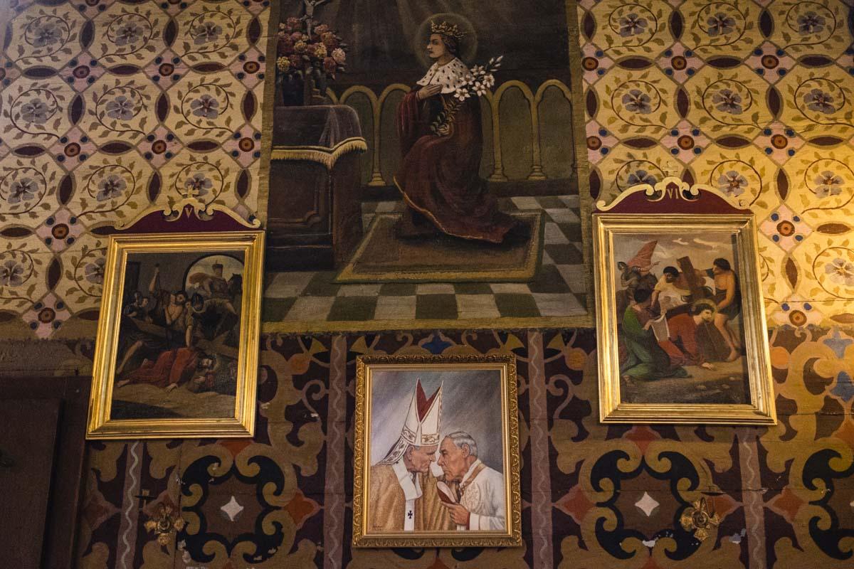 Dobczyce kościół