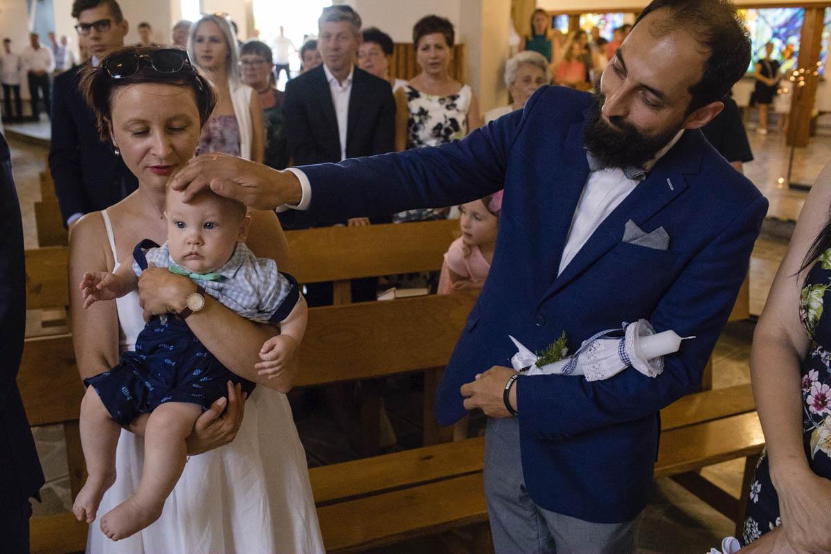 chrzest swiety w krakowie 1033