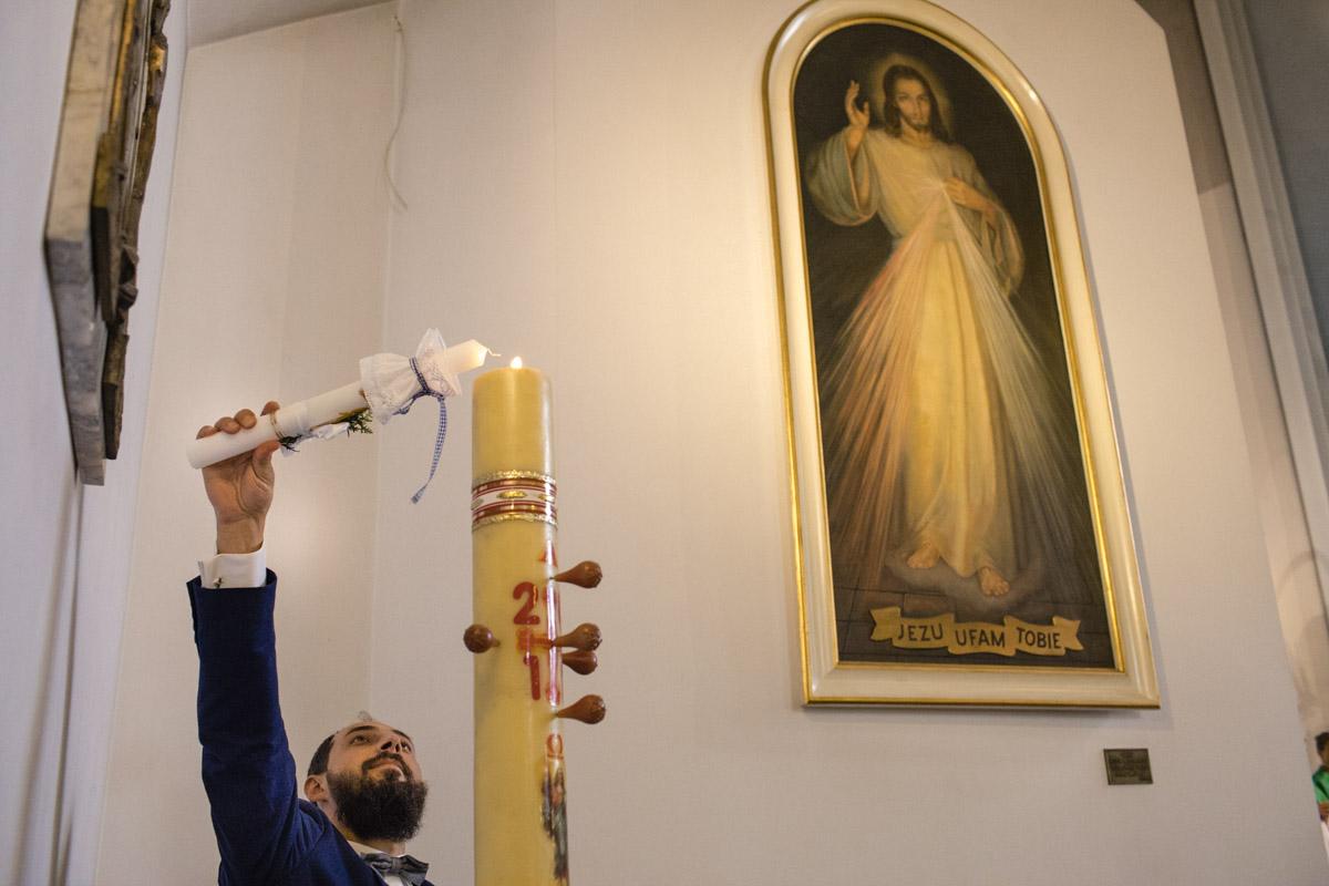 chrzest swiety w krakowie 1042