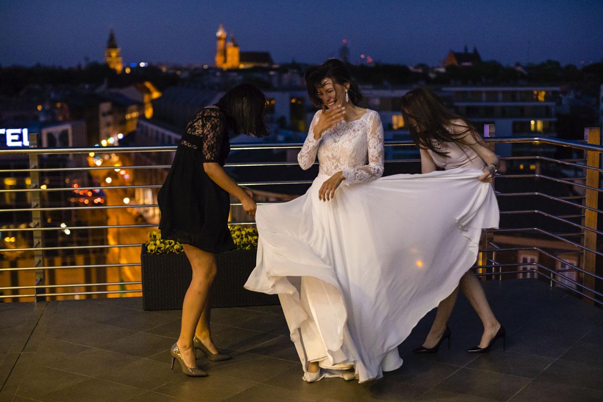 ślub i wesele w hotelu kossak