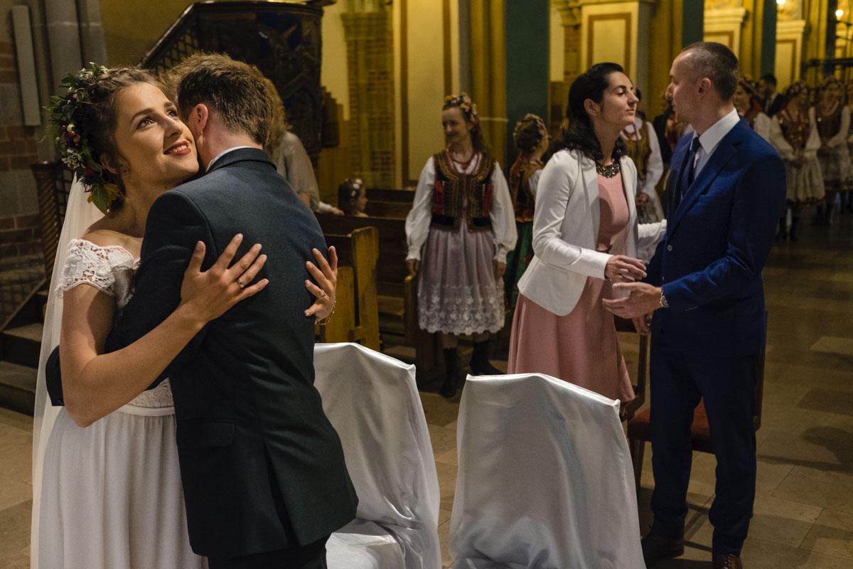 tradycyjny polski ślub