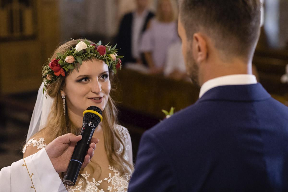 wesele w okolicach krakowa