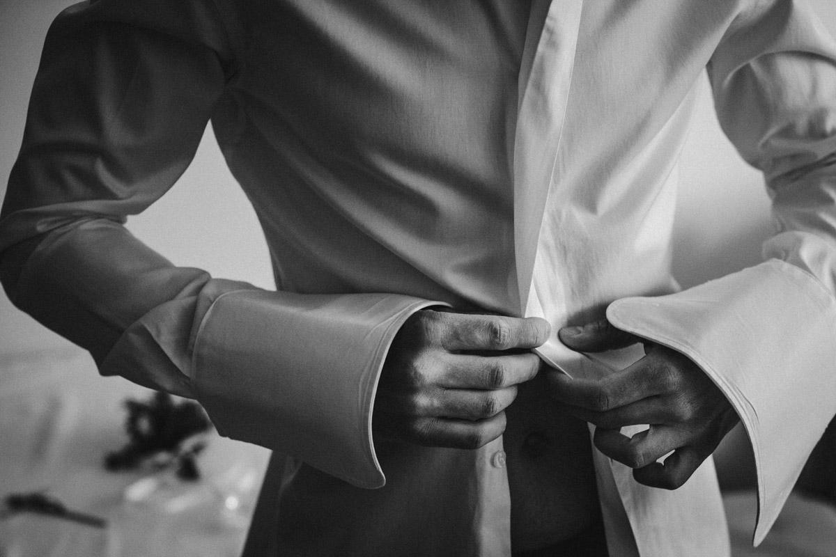 zdjęcia z przygotowań do ślubu