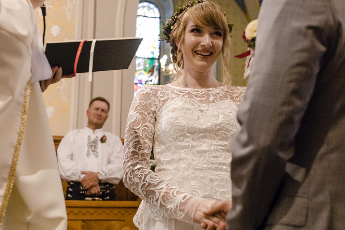 ślub i wesele w górach