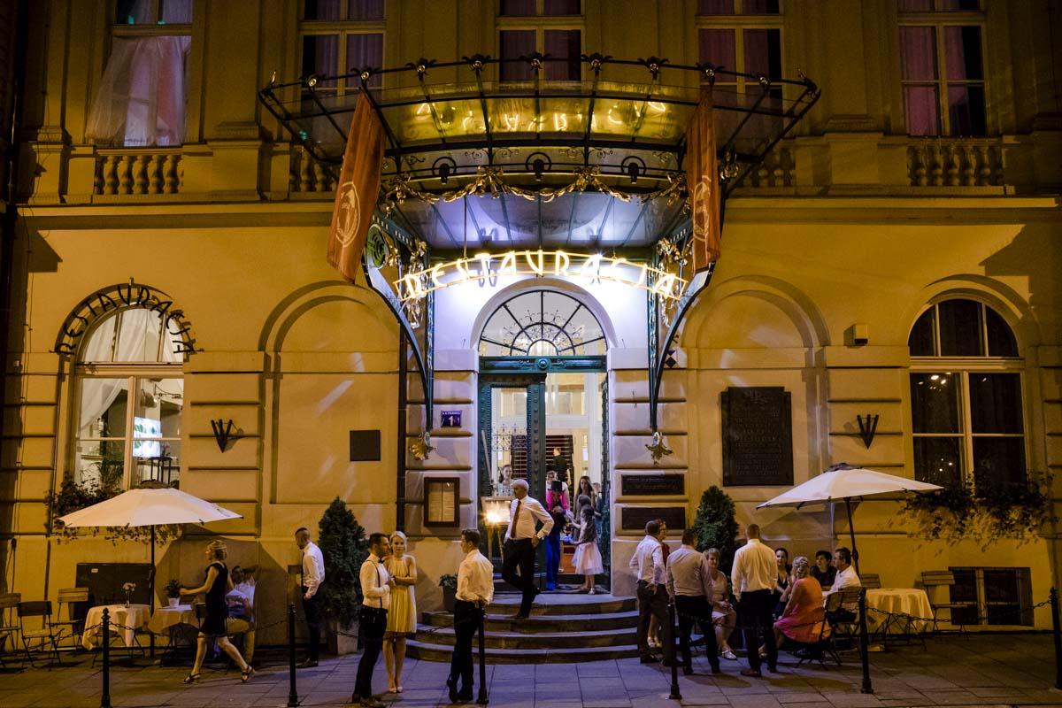 restauracja avangarda w krakowie