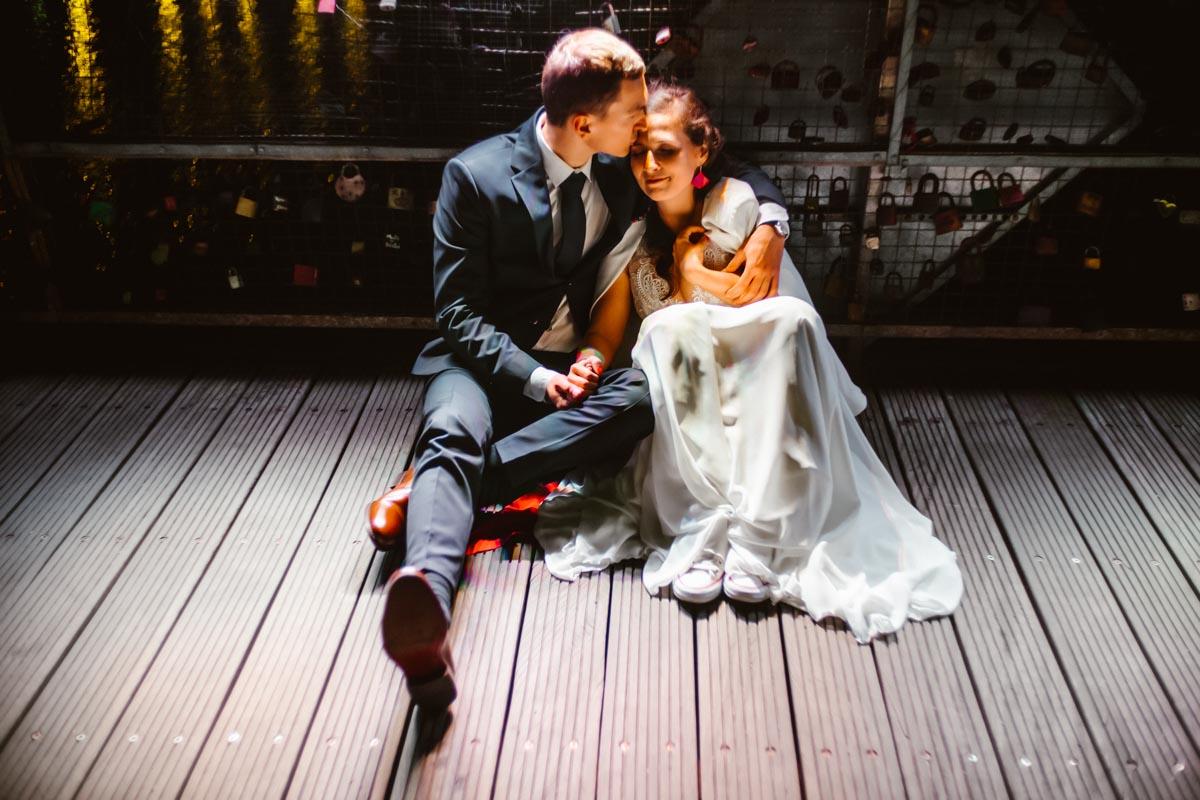 wesele na barce