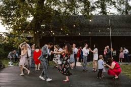 ślub w starej stodole Dobczyce