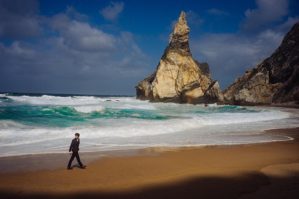 Plener ślubny Playa de ursa