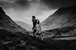 Plener ślubny Szkocja