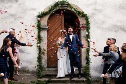 Rustykalne wesele i ślub w polna zdrój