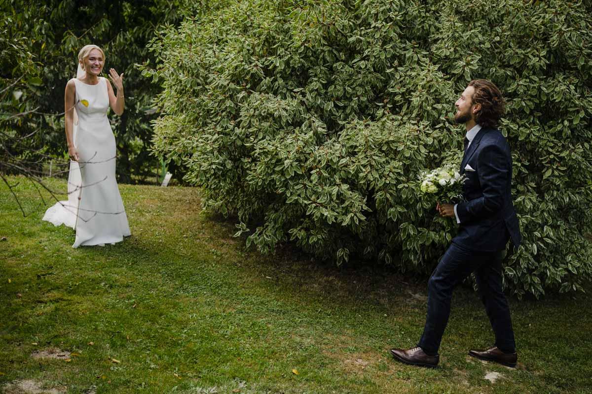 reportaż ślubny villa love